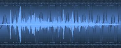 Sound and Vibration Waveform