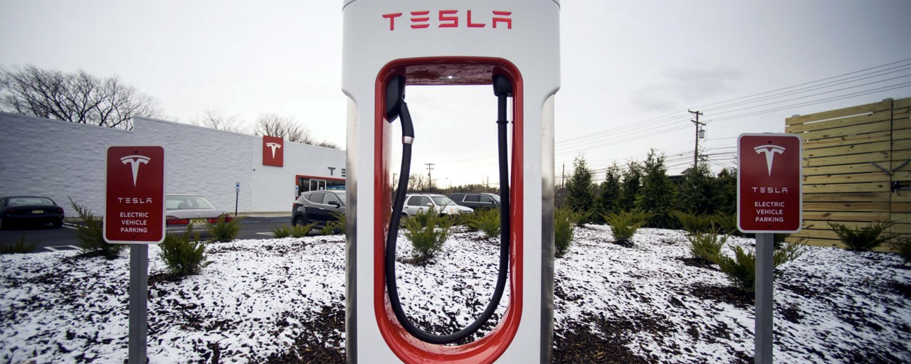 New Tesla Battery