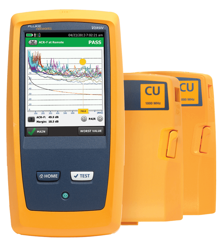 FNET DSX-8000 True Cat 8 Cable Analyzer