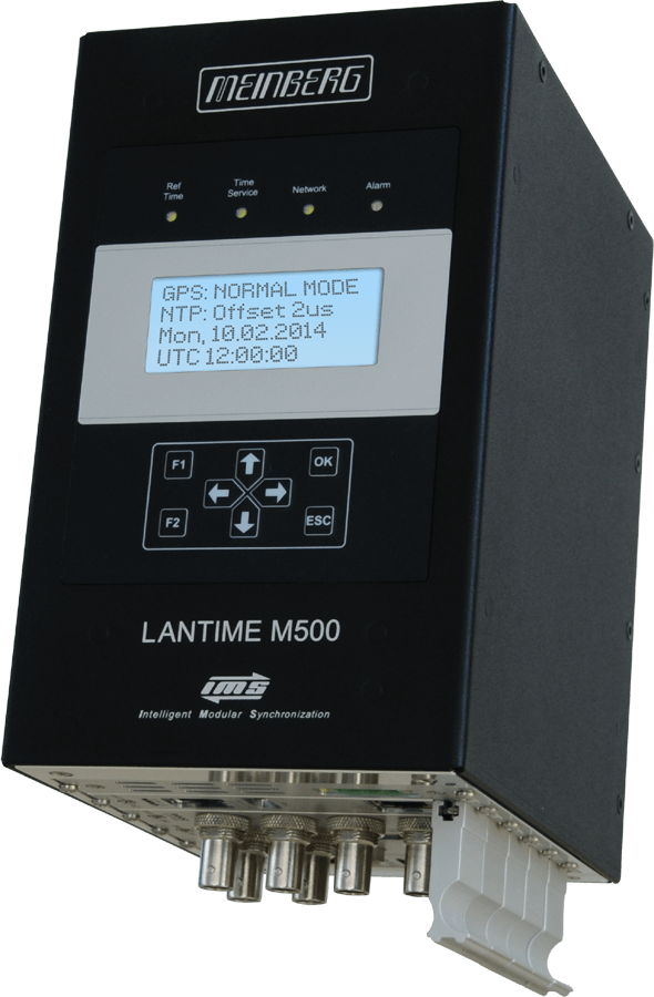 Meinberg LANTIME M500 Time & Frequency Synchronization